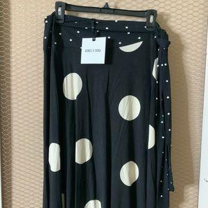 Agnes & Dora Maxi Skirt XL